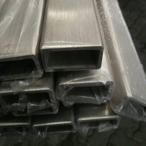 拉丝304不锈钢方管